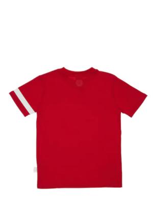 GCDS t-shirt rossa logo_2