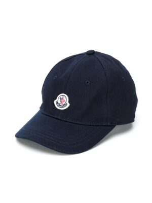 moncler cappello berretto hat kids blu