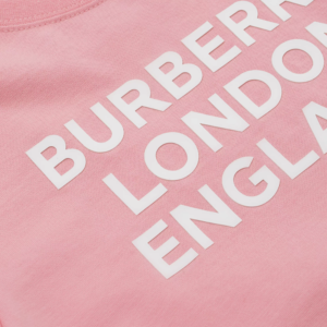 Burberry London pink t-shirt_2