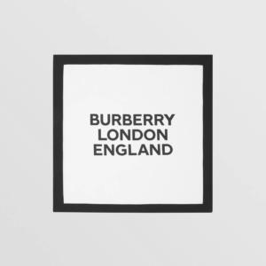 Burberry blanket copertina