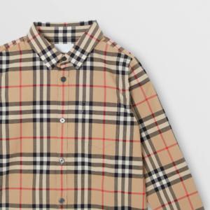 Burberry camicia check Fredrick_2