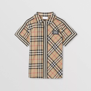 Burberry shirt Barrett short sleeve check