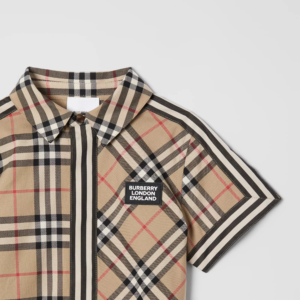 Burberry shirt Barrett short sleeve check_3