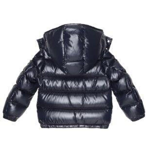Moncler coat giubbotto FW20 Dumon blu_2