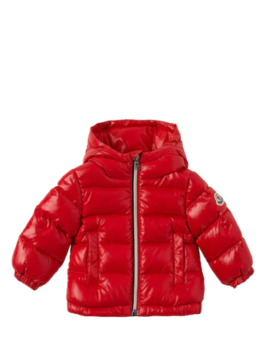 Moncler coat giubbotto FW20 New Aubert red