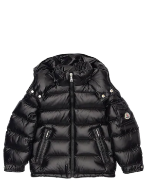 Moncler coat giubbotto FW20 New Maya black