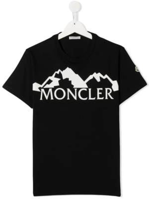 Moncler origin mountain t-shirt