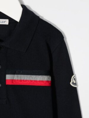 Moncler polo stripe_2