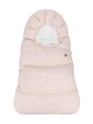 Moncler sacco nanna rosa pink baby carrier
