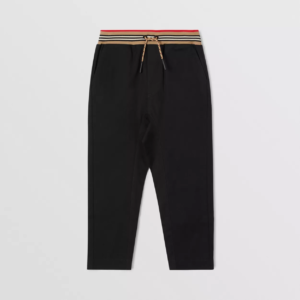 Burberry pantaloni dilan 8030127 nero_1