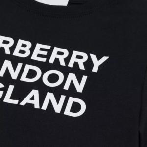 Burberry t-shirt london 8028809 nero_1