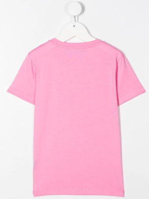 Balmain t-shirt 6N8551 rosa_2