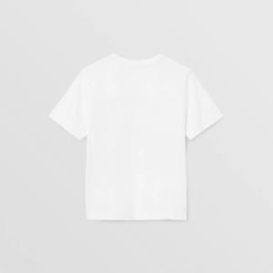 Burberry t-shirt 8032830 bianco_2