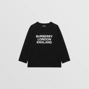 Burberry t-shirt abtot 8031662 nero_1