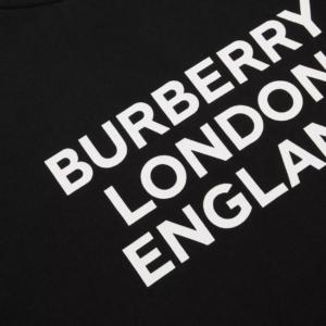 Burberry t-shirt abtot 8031662 nero_2