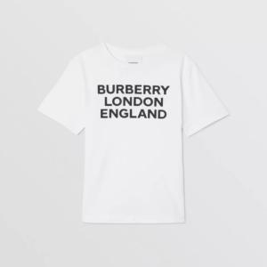 Burberry t-shirt london 8028809 bianco_1