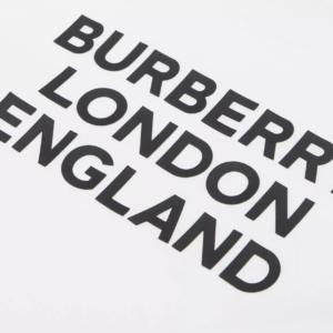 Burberry t-shirt london 8028809 bianco_2