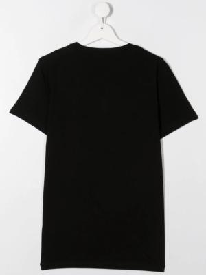 balmain t-shirt 6N8551 nero_2