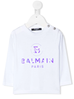 balmain t-shirt 6N8800 bianco_1