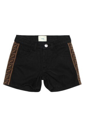 FENDI SHORT JFF224 nero_1