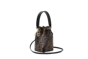 FENDI borsa 8BS027 marrone_1