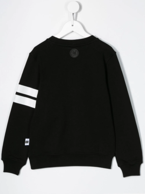 GCDS felpa sweater 022521 nero_2