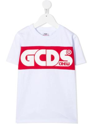 GCDS t-shirt 025761 bianco_1