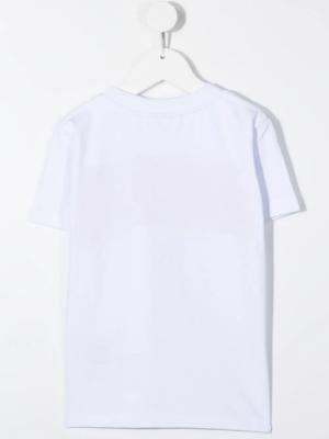 GCDS t-shirt 025761 bianco_2