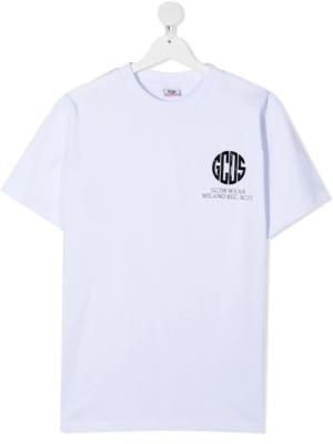 GCDS t-shirt 025769 bianco_1