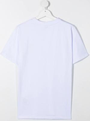 GCDS t-shirt 025769 bianco_2