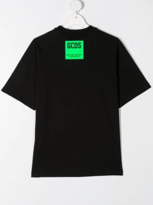 GCDS t-shirt 025873 nero_2