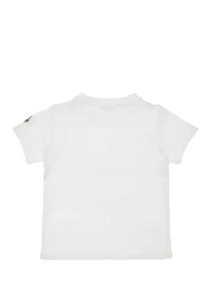 Moncler t-shirt G19518C71700 bianco_2