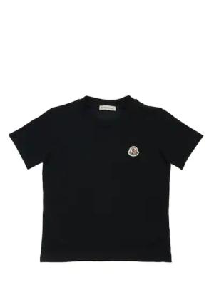 Moncler t-shirt G19548C74600 nero_1