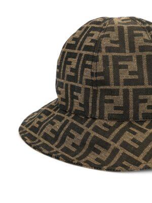 cappello con monogramma FF 2