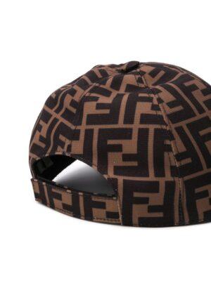 cappello con visiera FF retro