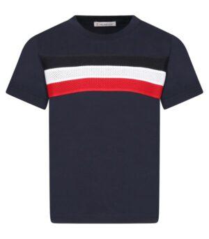 moncler-kids-t-shirt-blu-per-bambino-con-logo