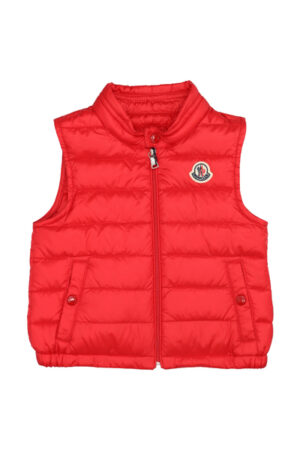 new amaury vest moncler rosso