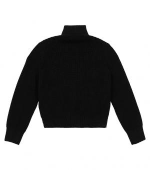 Moncler Cardigan G29549B51020 999 Black 2