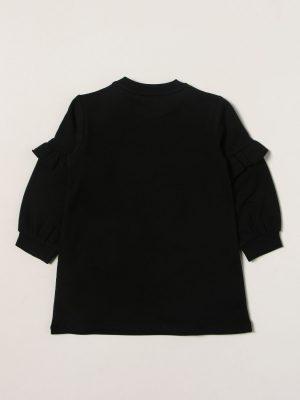MOSCHINO DRESS MDV09A LDA16 60100 BLACK 2